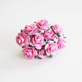 Mini Розы Розовые