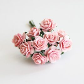 Mini Розы Розово-персиковые