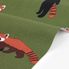 Ткань Dailylike «Красная панда»