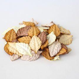 Листья без стебельков Коричневый микс