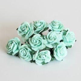 Midi розы 2 см Мятные