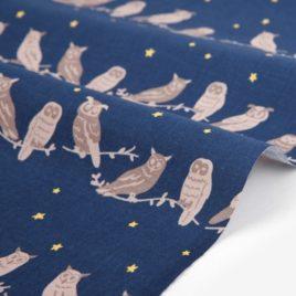Ткань Dailylike  «Owl family:owl family»