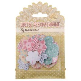 Набор декоративных цветов «Хобби — моя жизнь»