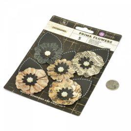 Бумажные цветы Prima Cartographer