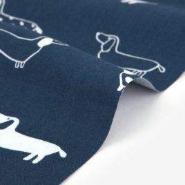 Ткань Dailylike «Dachshund:dachshund»