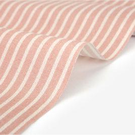 Ткань Dailylike «Нежно-розовые полоски»