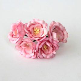 Магнолии Розовые