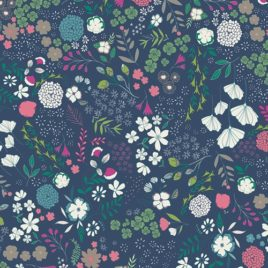 Ткань AGF «Blooming Ground Luscious»