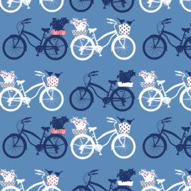 Ткань AGF «Велосипеды»