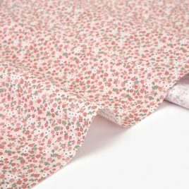 Ткань Dailylike «Raspberry:pink»