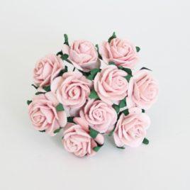 Midi розы Розово-персиковые