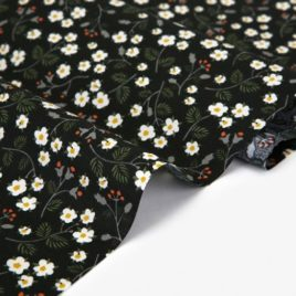 Ткань Dailylike «Хлопковый цветок»