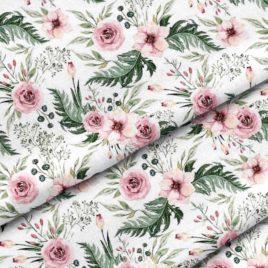 Ткань «Розы»
